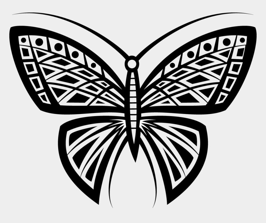 tattoo clipart, Cartoons - Butterfly Tattoo Designs Clipart Png - Png Butterfly Tattoo Design