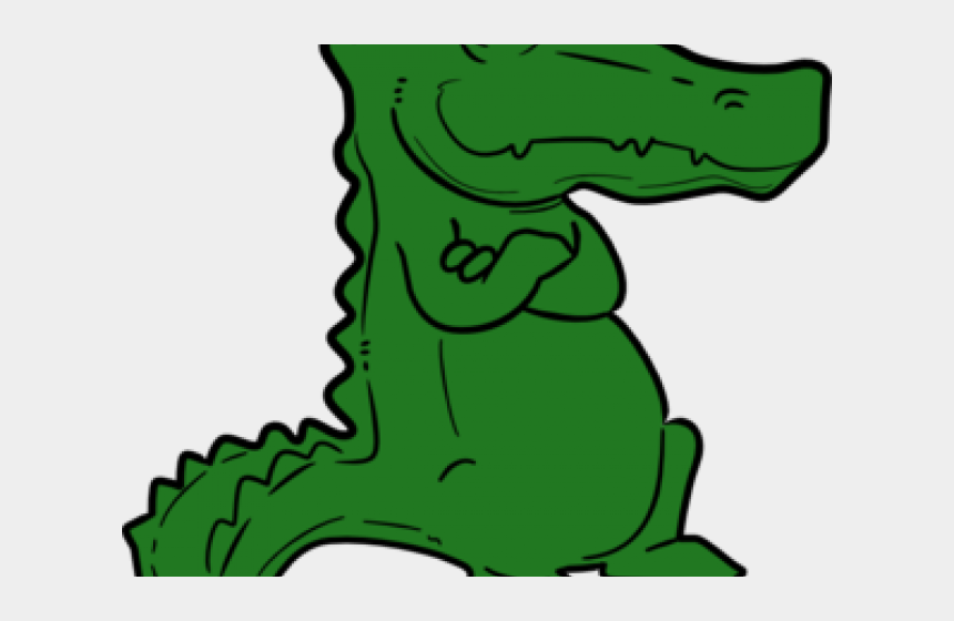 empty wallet clipart, Cartoons - Alligator Clipart Name - Icon Crocodile Png