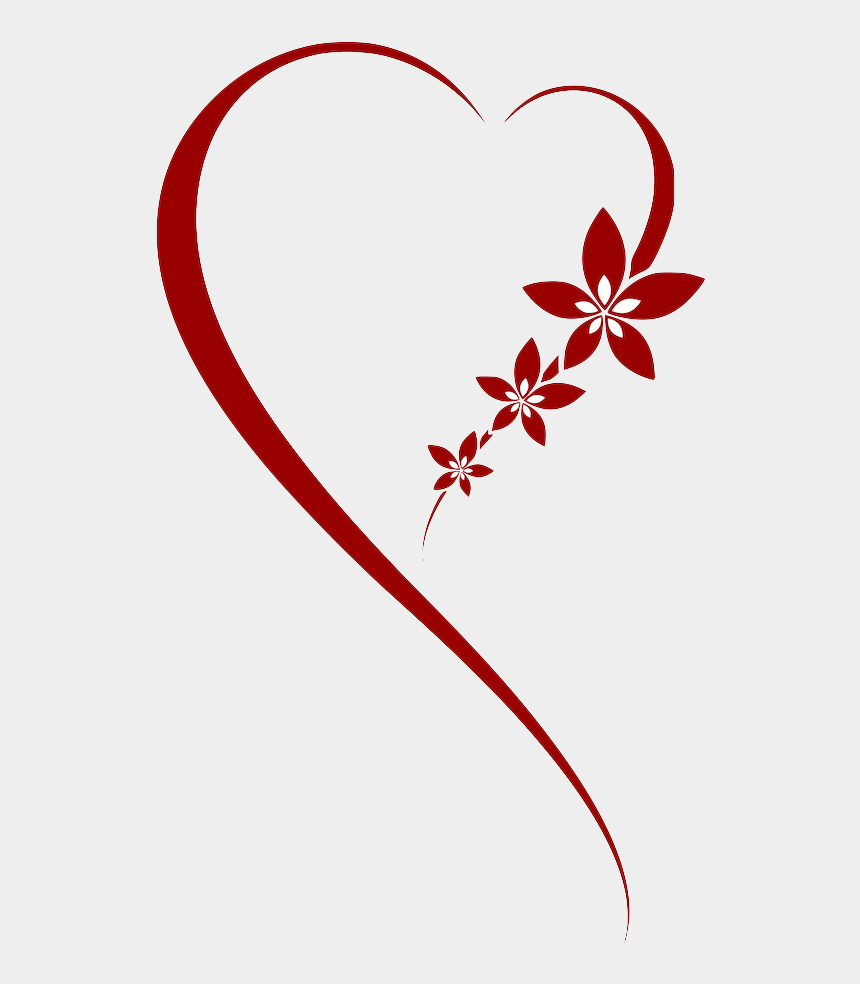 curly heart outline clipart, Cartoons - Png Crafts Pinterest - Valentines Day Quotes For My Friend