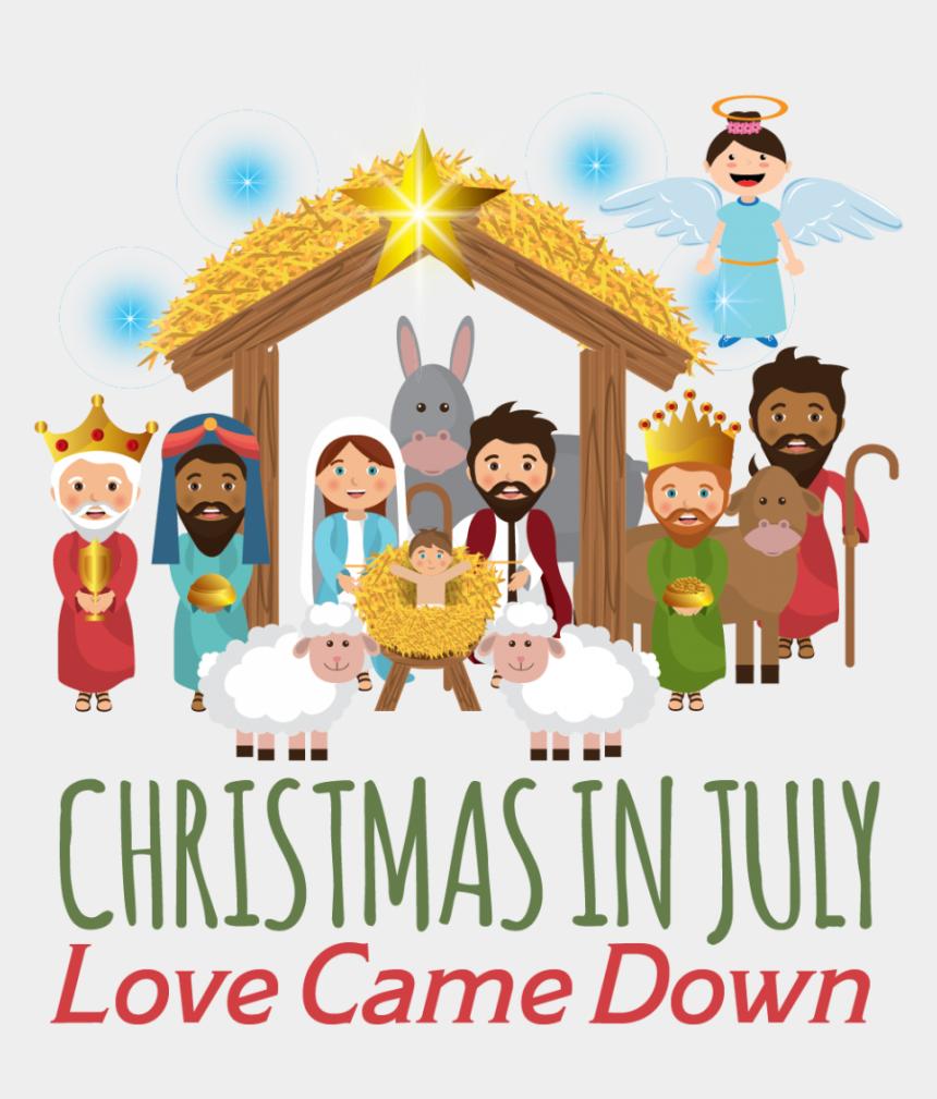 vacation bible school clipart, Cartoons - Saint Paul's Vbs Christmas In July - Cartoon