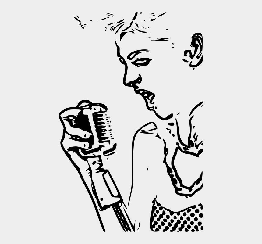 punk clipart, Cartoons - Karaoke, Punk, Singer, Vocali - Karaoke Png