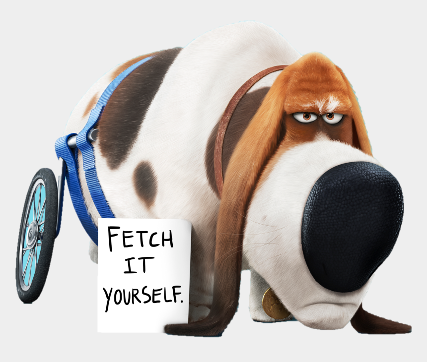 secret clipart, Cartoons - Pets Clipart Secret Life Pets - Secret Life Of Pets 2 Poster