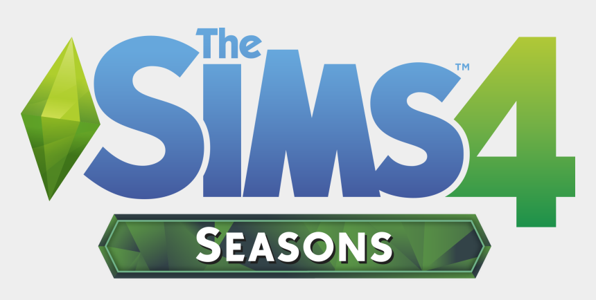 four seasons clipart, Cartoons - The Following Assets Were Provided By Ea Us And Ea - Sims 4 Strangerville Logo