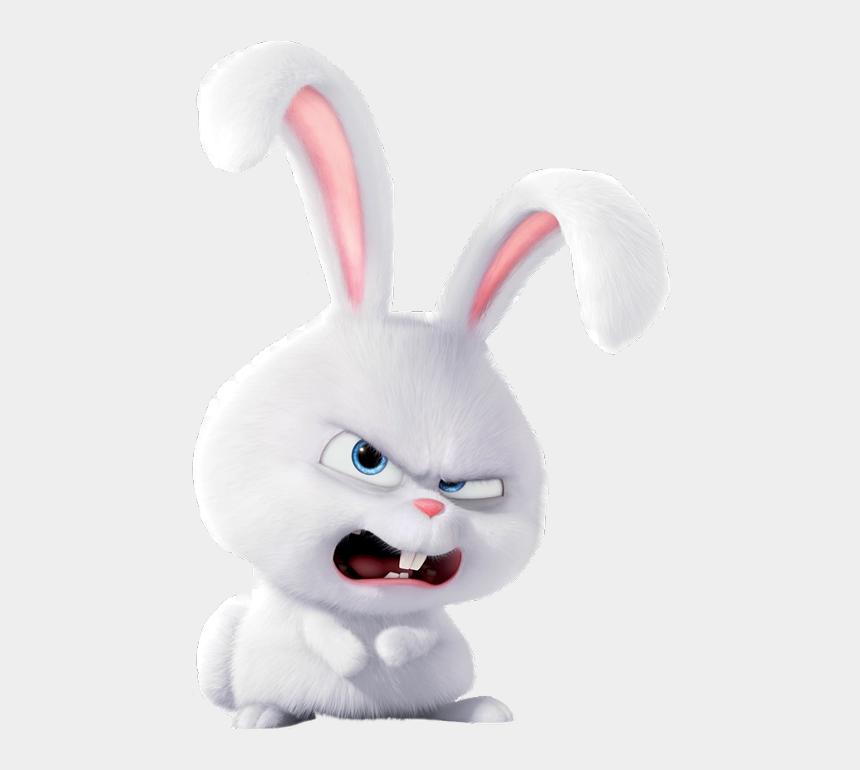 snowballs clipart, Cartoons - Angry Snowball Secret Life Of Pets
