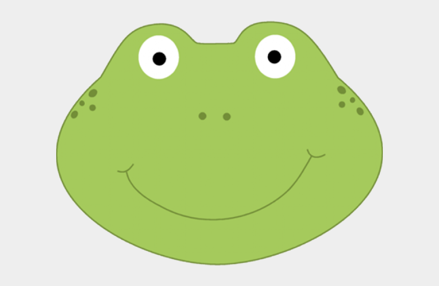 cute frogs clipart, Cartoons - Heads Of Animals Clip Art