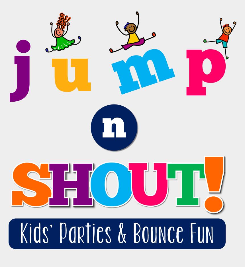 kids clean room clipart, Cartoons - Jump N Shout
