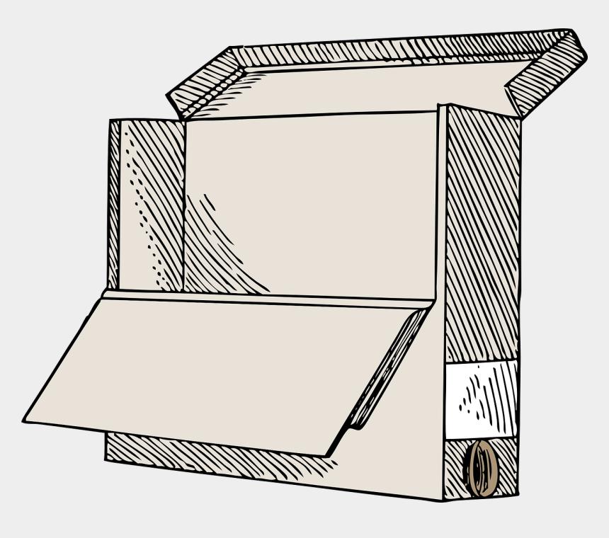 shelf clipart, Cartoons - Box