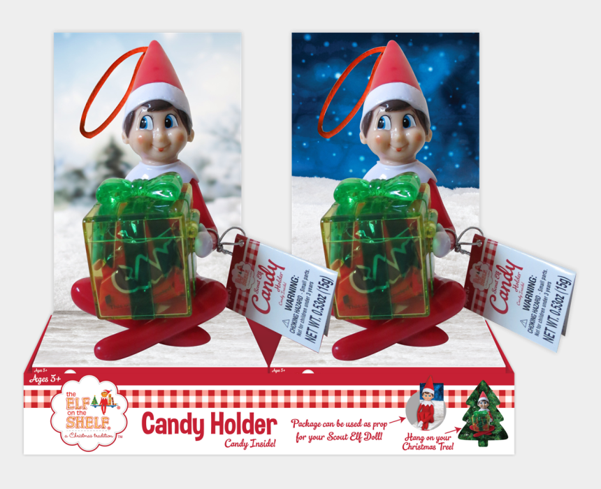 shelf clipart, Cartoons - Elf On The Shelf Elf On The Shelf® Candy Dish - Elf On The Shelf Candy Holder