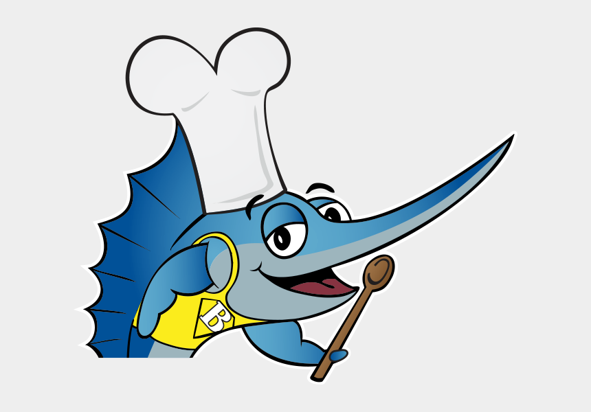 Dishes Clipart Fish Cooked Cartoon Fish Logo Png Cliparts