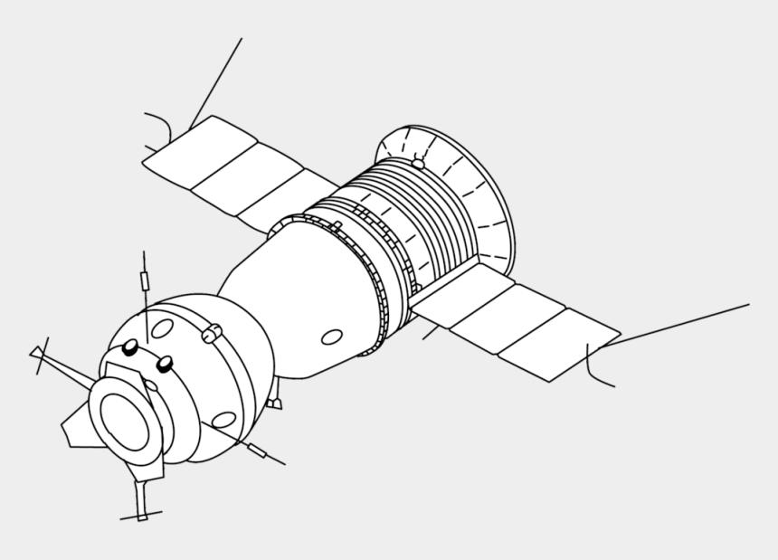 apollo clipart, Cartoons - Images Of Spirit Space Probe Sketch Spacehero Ⓒ - Apollo Soyuz Spacecraft Comparison