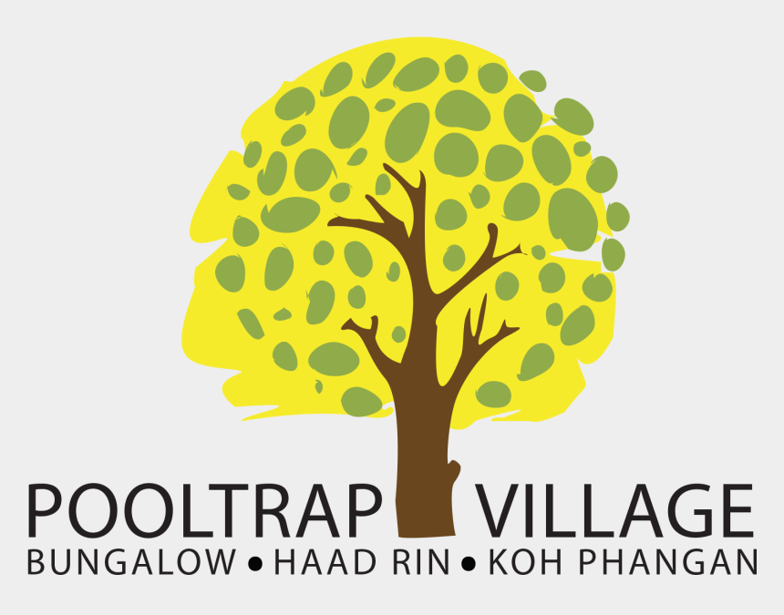 small village clipart, Cartoons - Bungalow Clipart Village - If You Dont Like Where You Are Move You Are Not A Tree