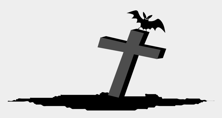 blank gravestone clipart, Cartoons - Drawing Halloween Grave - Halloween Cross
