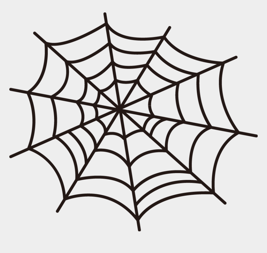 spider webs clipart, Cartoons - Free Online Spider Webs Halloween Web Vector For Design - Spider Web Clipart