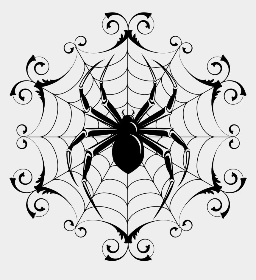 spider webs clipart, Cartoons - Fullsize Of How To Draw A Spider Web - Halloween Spider Web Drawing