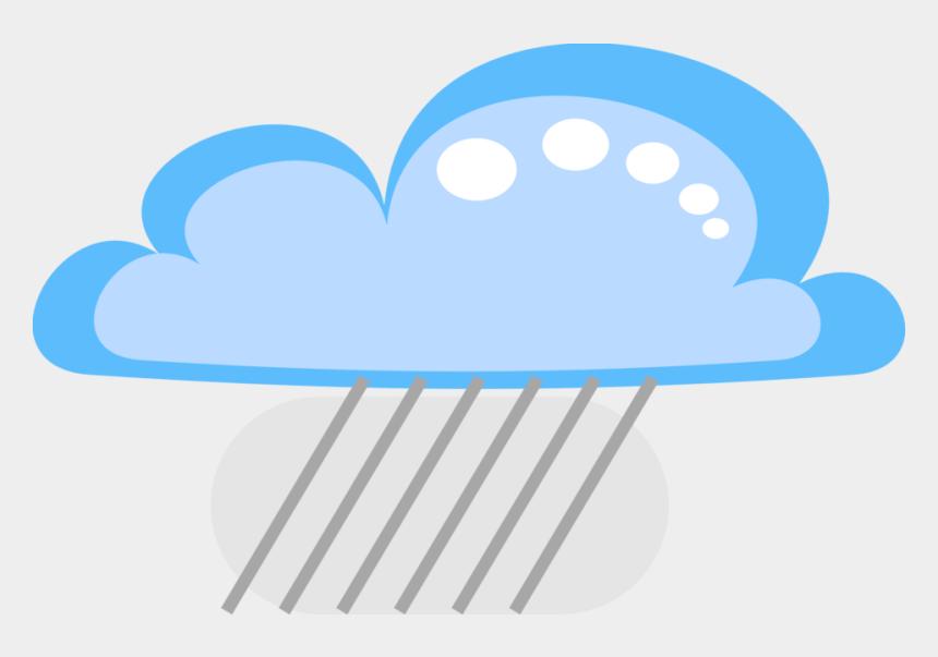rain clouds clipart, Cartoons - Free Drakoon Rain Cloud 2 - Rainy Cloud Vector Png