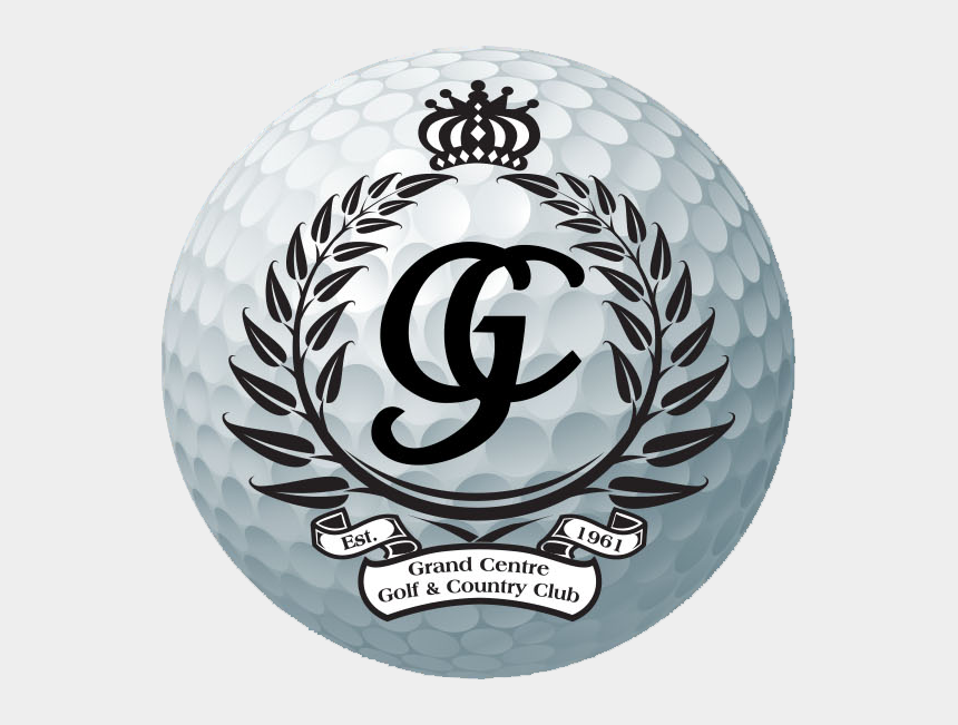 golf clubs clipart, Cartoons - Golf Club And Ball Png - Laurel Wreath Retro Vector