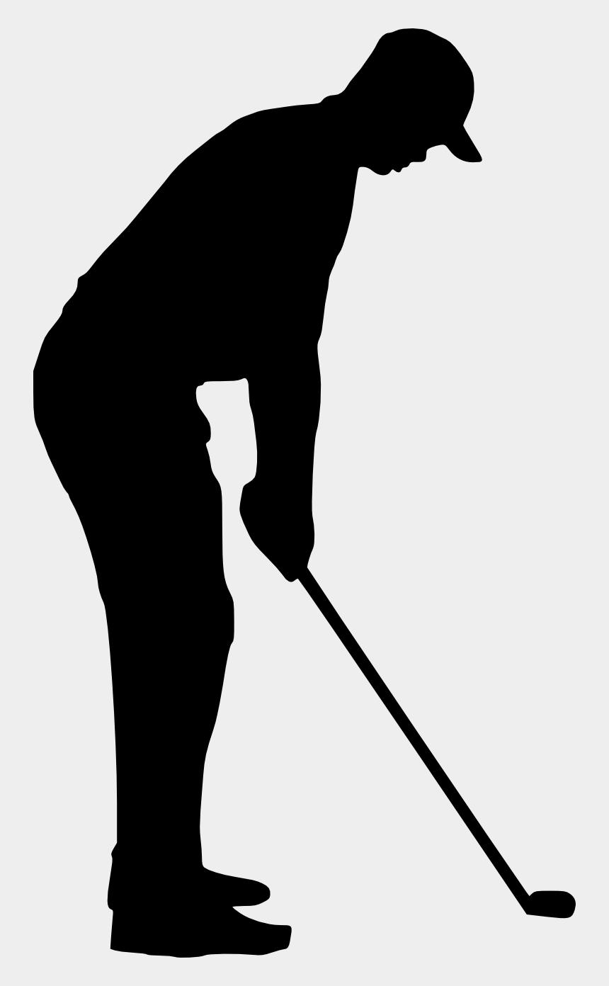 golf clubs clipart, Cartoons - Golfing Clipart Retro Sport - Transparent Golf Clip Art