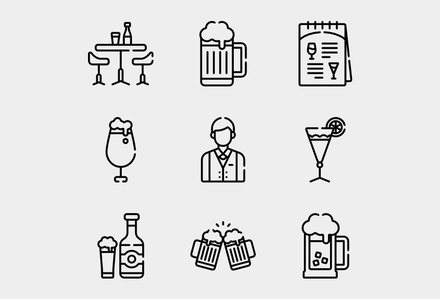 beer mugs clipart, Cartoons - Beer - Cheers Beer Sketch Png
