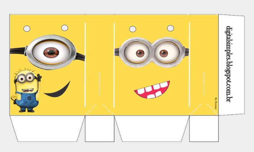 free minions clipart, Cartoons - Free Printable Candy Paper Bag - Bolsitas De Minions Para Imprimir