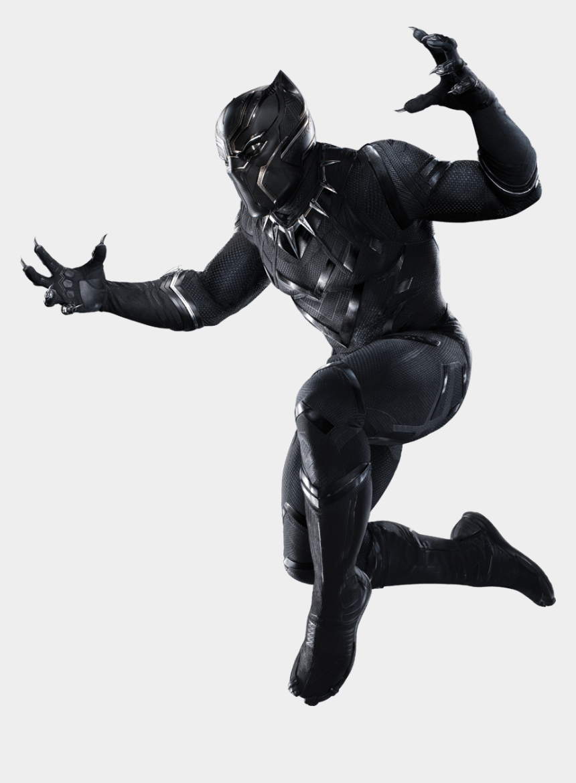 Black Panther Side Black Panther Transparent Background
