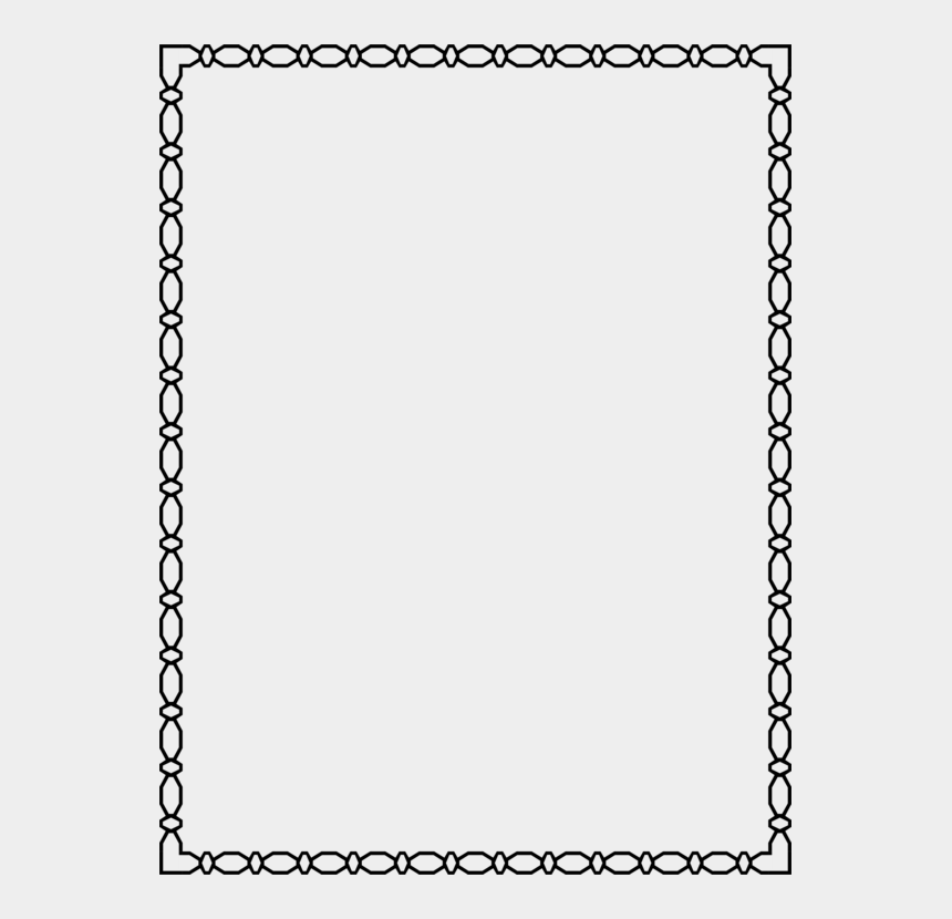 decorative border clipart, Cartoons - Borders Drawing Decorative - Mexican Border Clipart Black And White