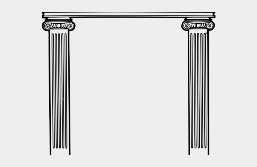 ancient rome clipart, Cartoons - Columns Clipart Ancient Rome - Columns Transparent