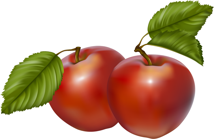 Transparent apple clip art - Apple Basket Clipart - Red Apples Clip Art