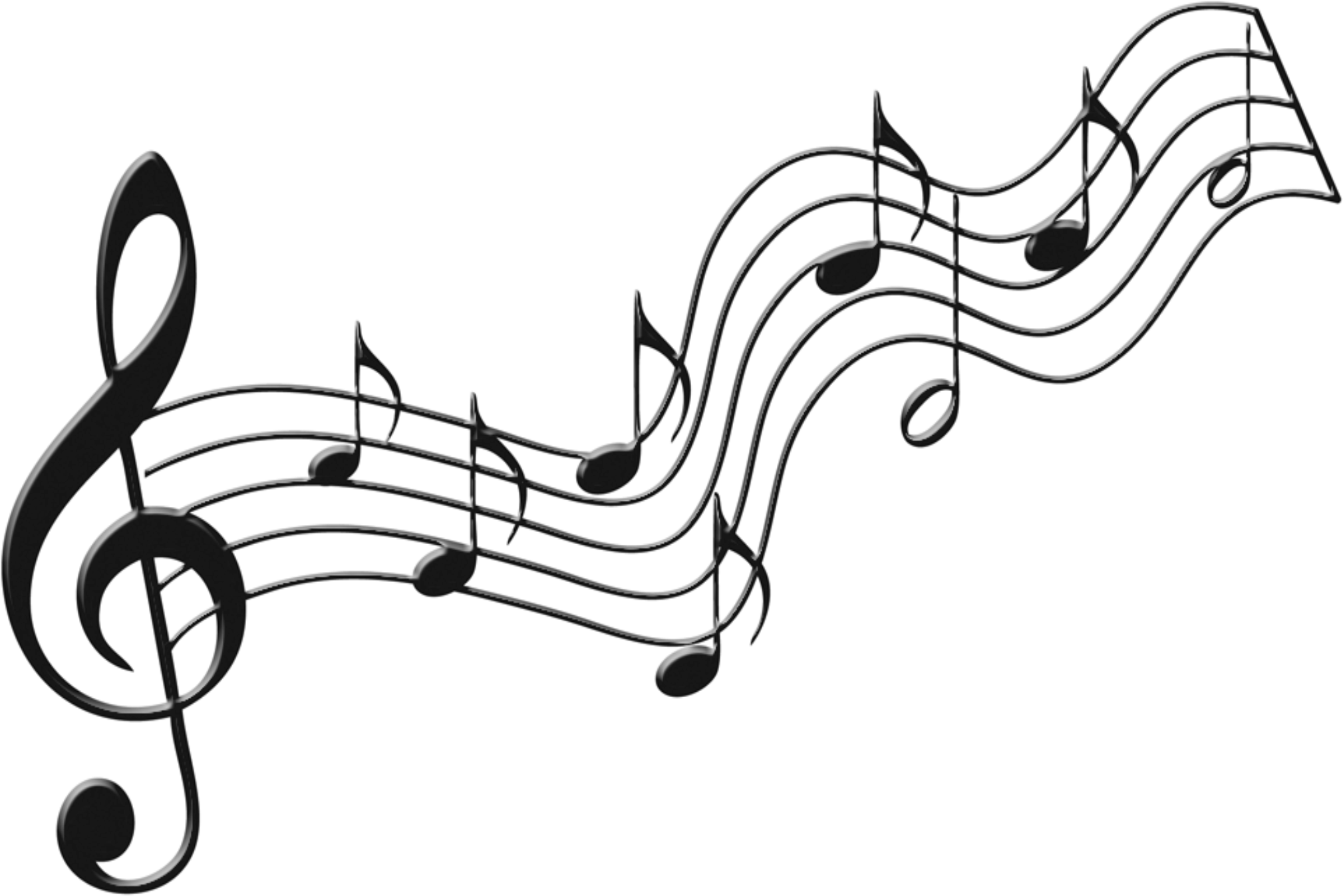 Transparent music notes clipart - Music Notes Transparent Background Png - Transparent Background Music Notes Clipart