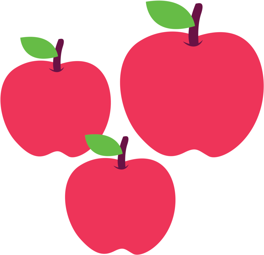 Transparent apple clip art - Apple Png Clipart - Clip Art 5 Apples