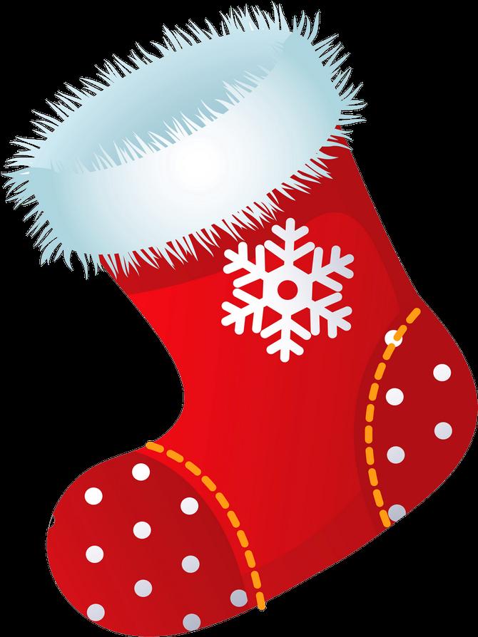 Transparent christmas clipart - Christmas Clipart, Christmas Images, Vintage Christmas, - Christmas Stocking Clip Art