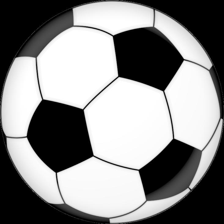 Transparent soccer ball clipart - Blue Soccer Ball Clipart Free Images - Soccer Ball