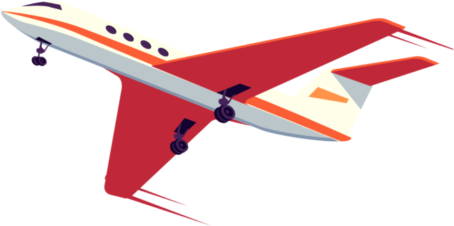 Transparent airplane clipart - Airplane Clipart Png