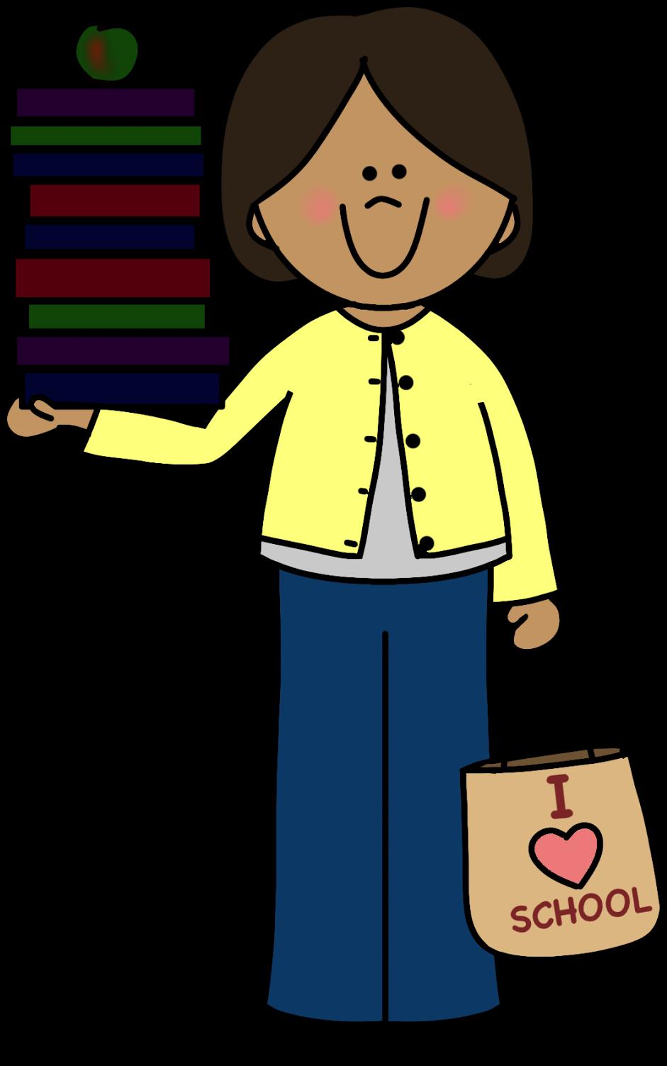 Transparent school clipart - Clip Art Clip Art Human - Free Clip Art Teacher