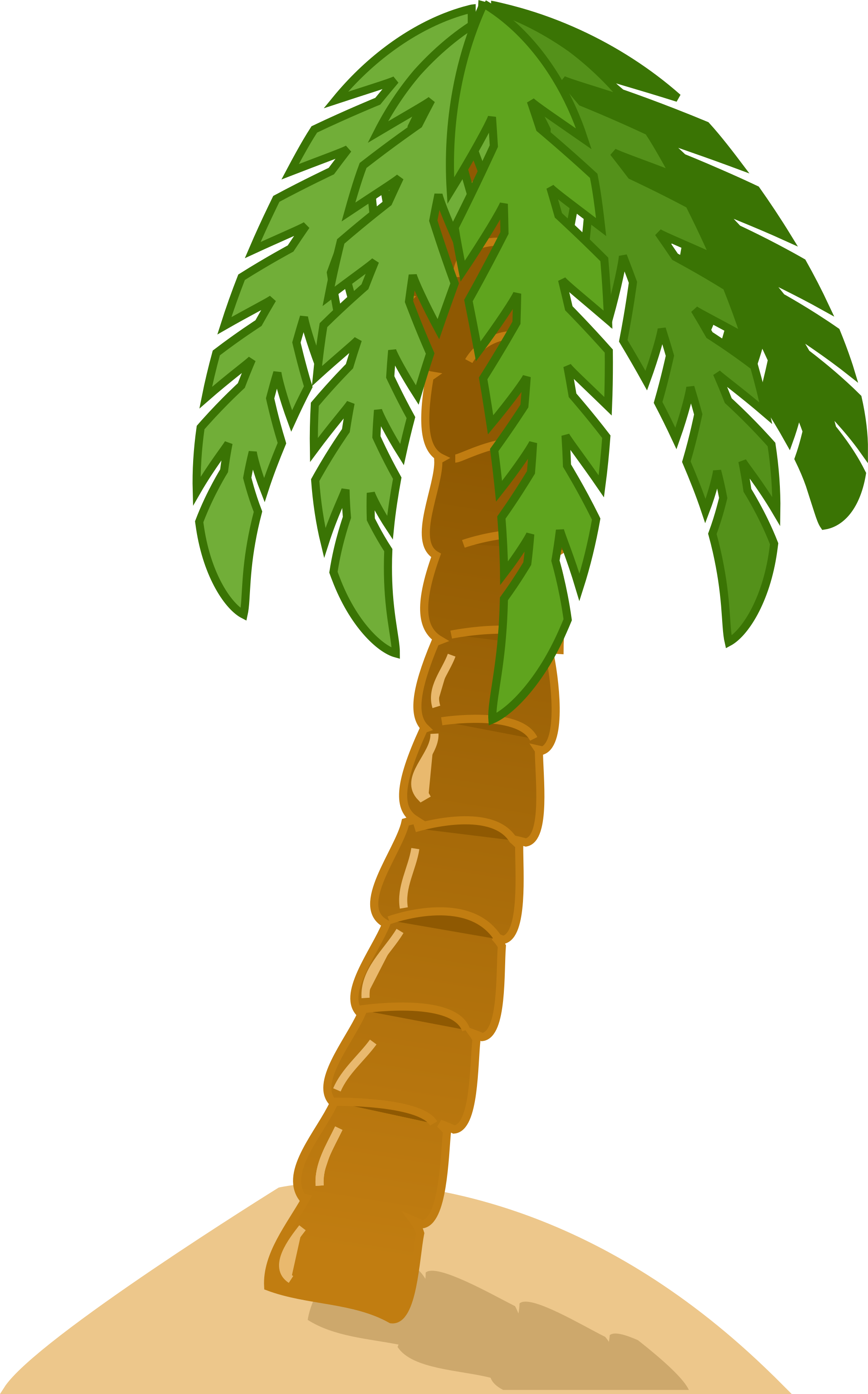 Transparent tree clipart - Family Tree Clipart Png - Dead Palm Tree Clip Art