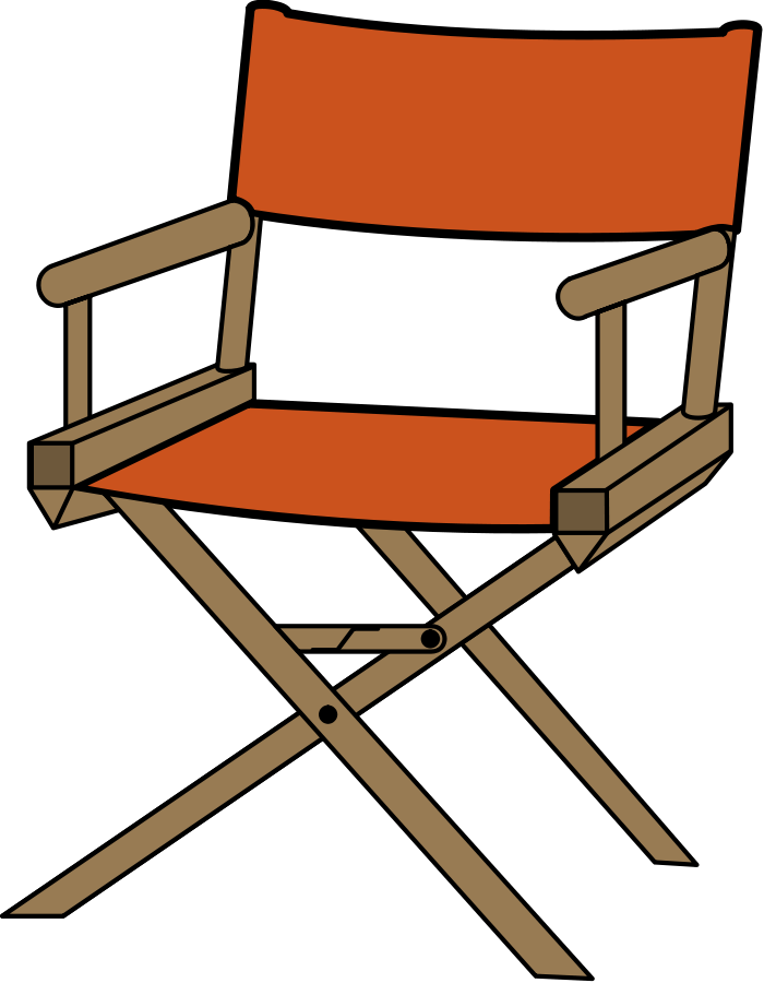 Transparent chair clip art - Furniture 05 Clipart, Vector Clip Art Online, Royalty - Easy Chairs To Draw