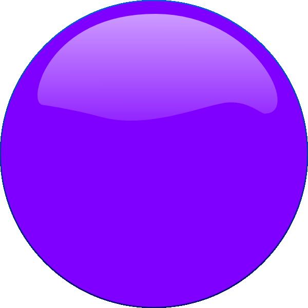 Transparent circle clip art - Purple Circle Clip Art - Purple Circle No Background
