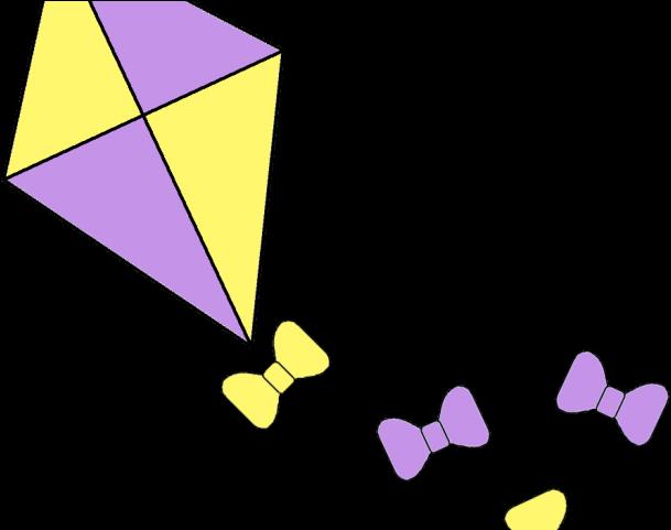 Kite Clipart Rhombus Kite Transparent Background Clipart