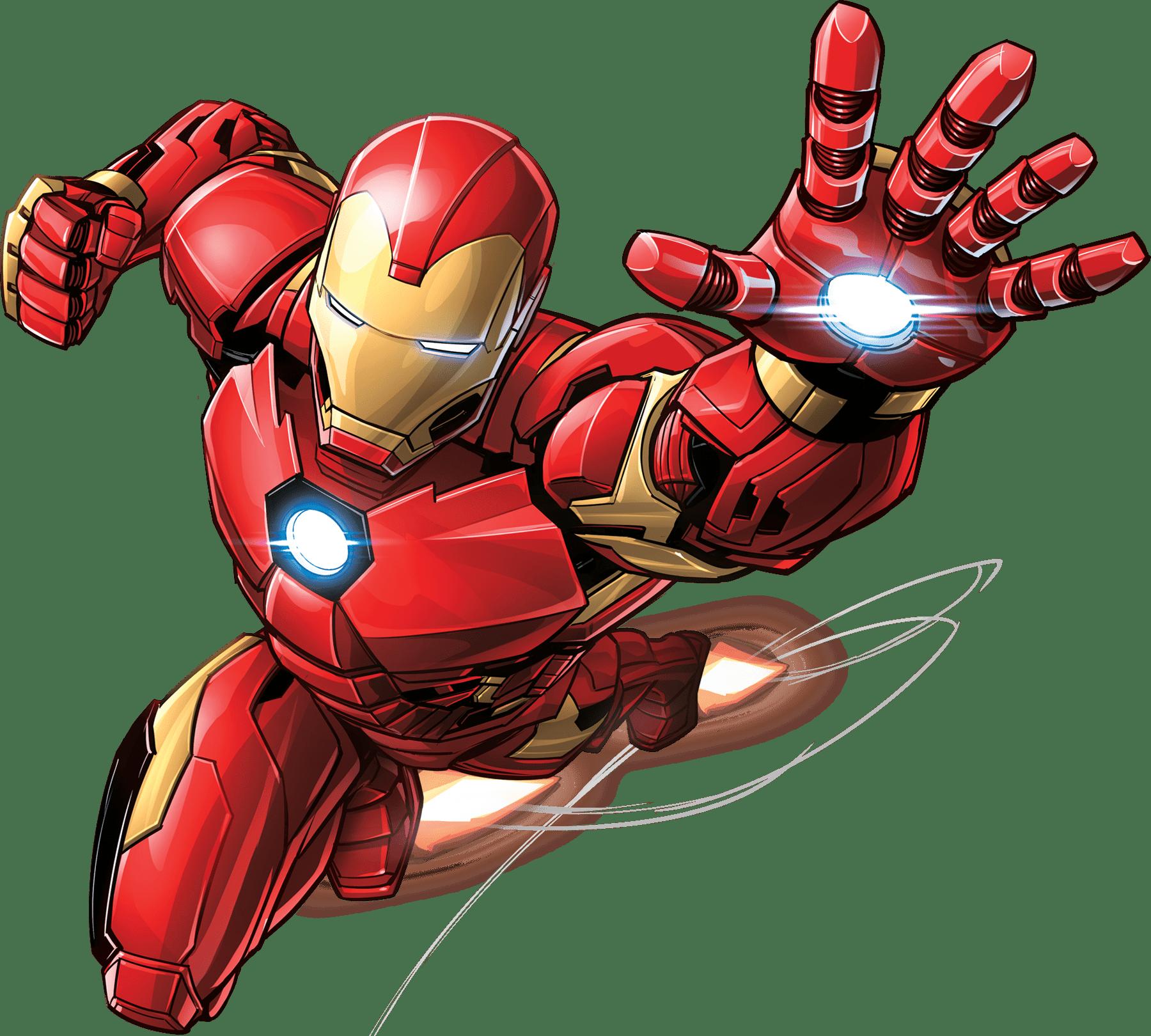 Flying Iron Man Png Hd , Transparent Cartoon - Jing.fm