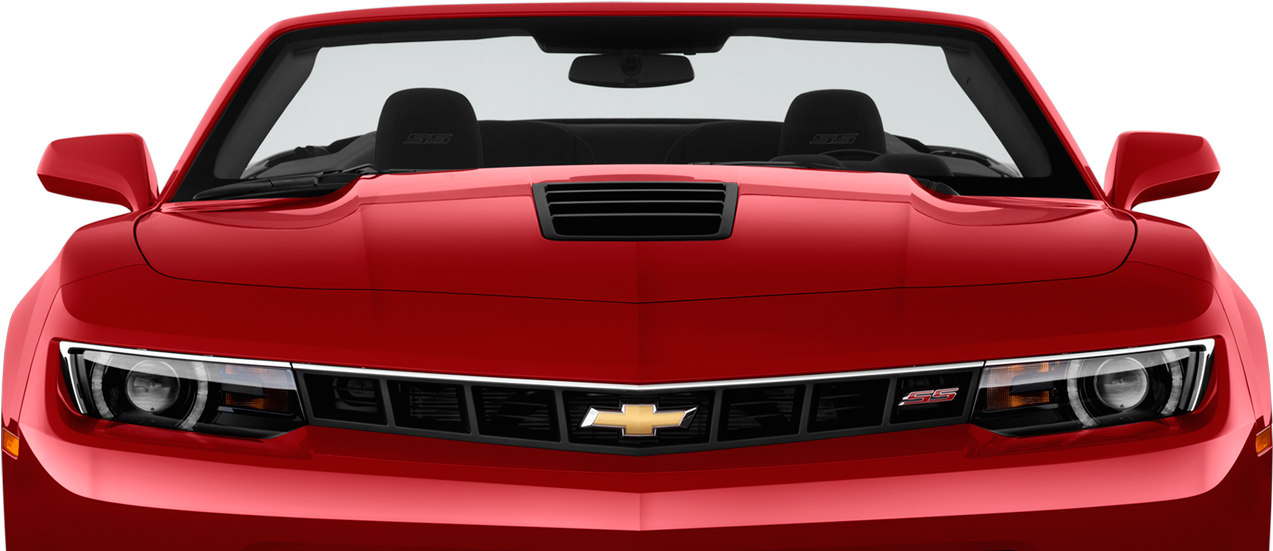 Chevrolet Corvette Sports Car Front View Transparent Background Transparent Cartoon Jing Fm