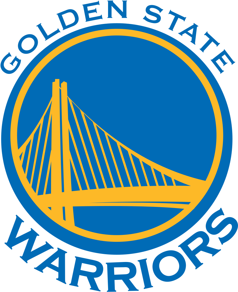 Transparent warriors clipart - Warriors Logo [golden State Warriors] - Logo Golden State Warriors