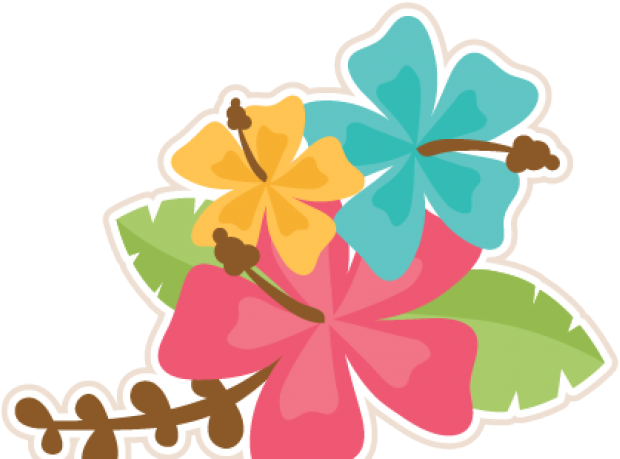 Moana leaf. Hibiscus clipart svg png