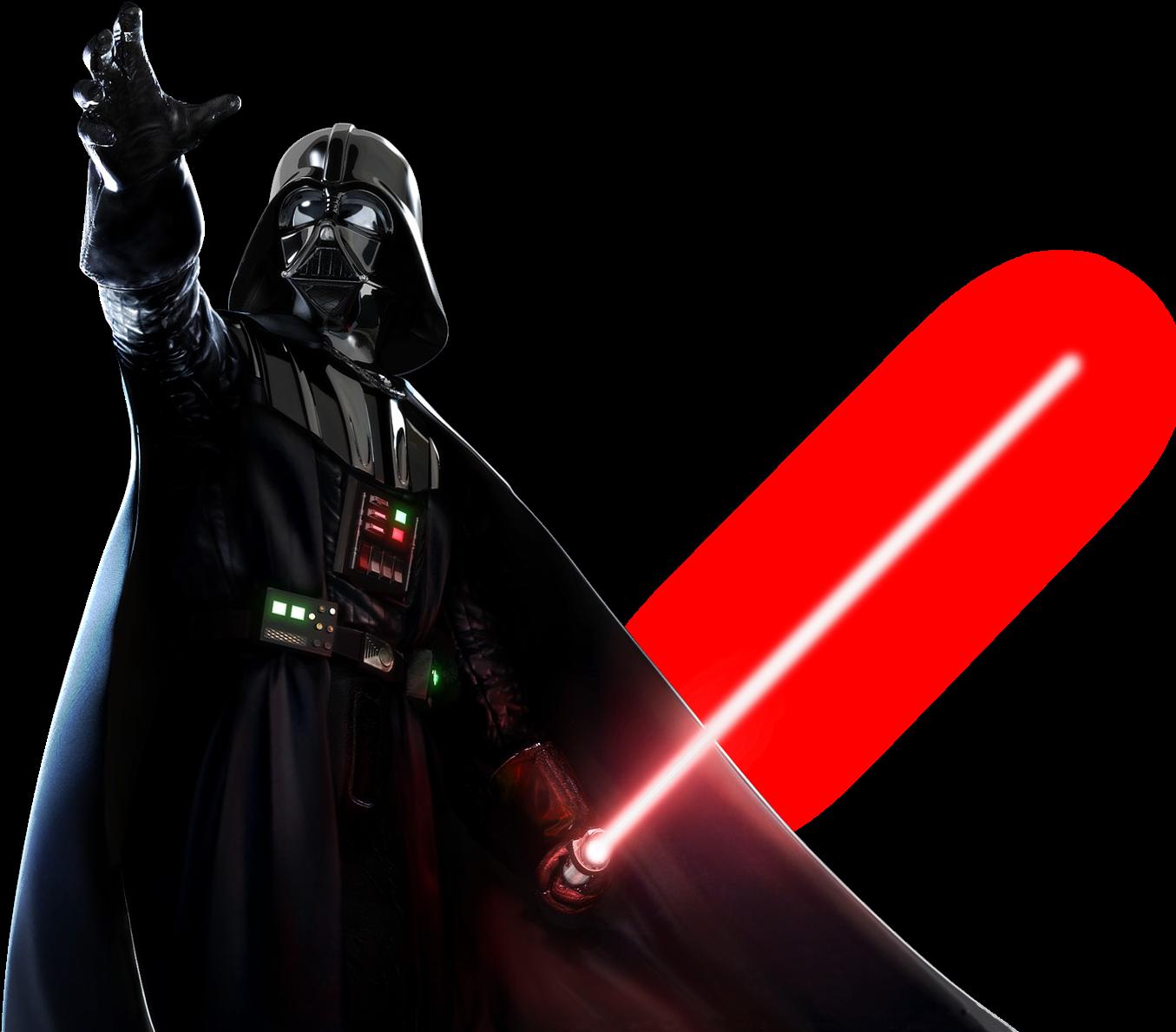Transparent star wars clip art - Anakin Skywalker Luke Skywalker Star Wars Clip Art - Star Wars Darth Vader Png