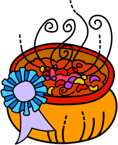 Transparent cook clipart - Cooking Pan Clipart Chili Cook Off - Bowl Of Chili Cartoon
