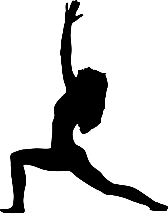 Yoga Mat Png Yoga Pose Black And White Transparent Cartoon Jing Fm