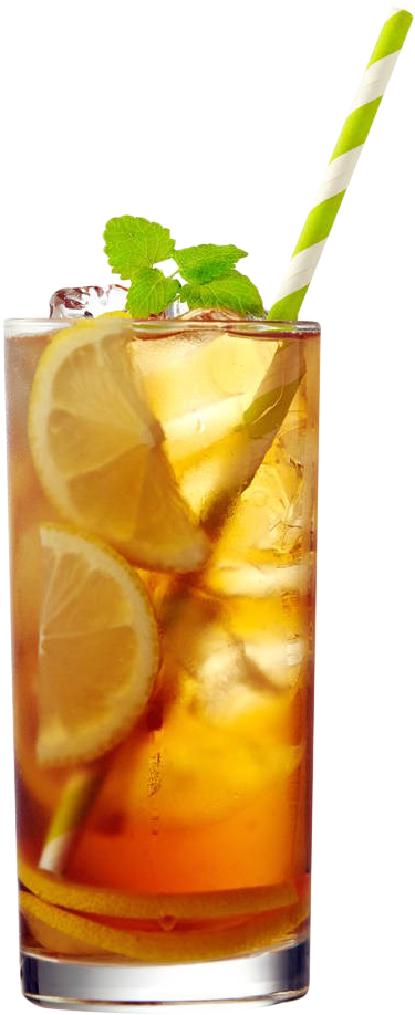 Transparent sweet tea clipart - Lemon Clipart, Iced Chai Tea, Sun Tea, Sweet Peach, - Ice Lemon Tea Clipart