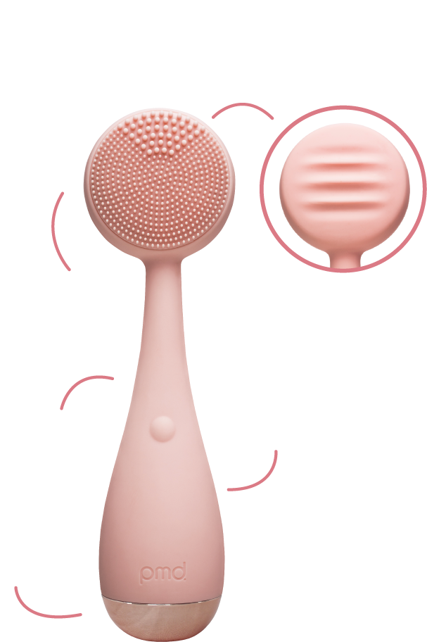 Transparent wash your face clipart - Pmd Clean Was Designed With You In Mind Its Silicone - Illustration