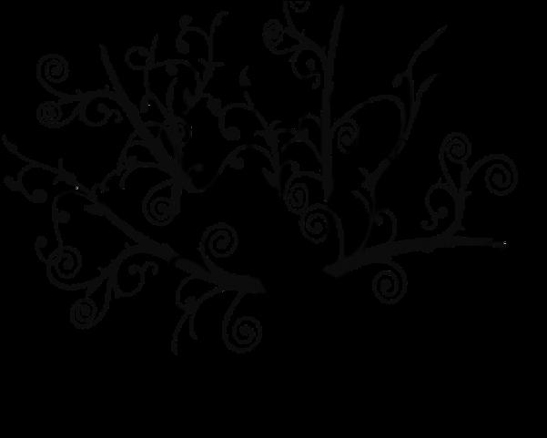 Transparent family tree clip art - Vines Clipart Family Tree - White Tree Clipart Transparent Background