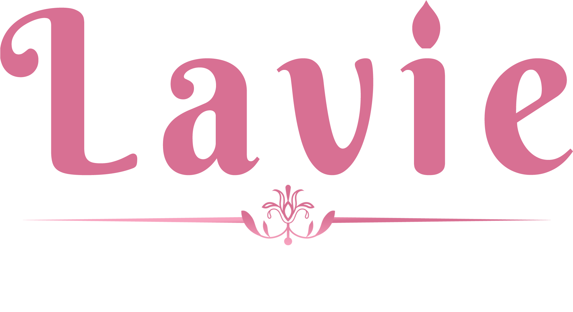 Transparent manicures clipart - Nail Spa Lavie Nails - Graphic Design
