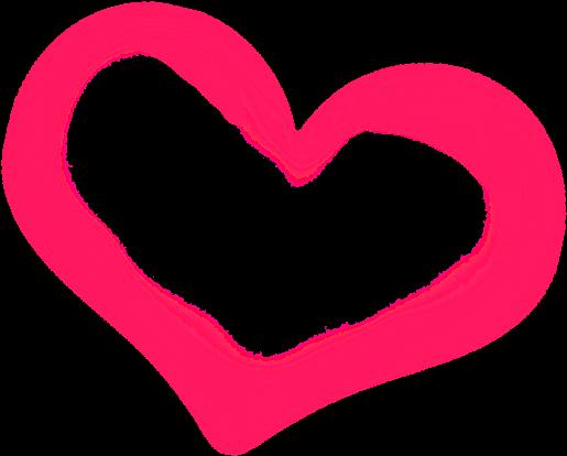 Clipart Coeur Fond Transparent Heart Transparent Cartoon Jing Fm
