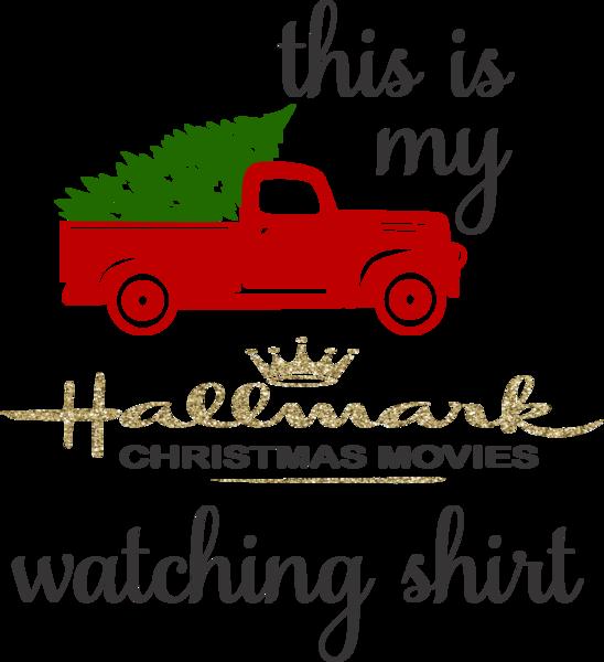 Hallmark Christmas Shirt Svg.This Is My Hallmark Christmas Movie Watching Shirt Antique